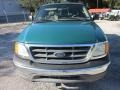 Fleet Green 2004 Ford F150 XL Heritage SuperCab 4x4
