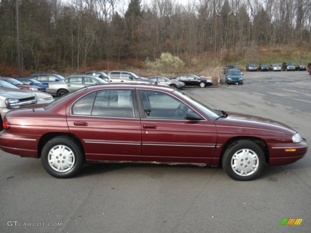 Dark Carmine Red Metallic 1996 Chevrolet Lumina Standard ...