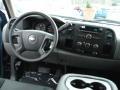 2012 Blue Granite Metallic Chevrolet Silverado 1500 LS Extended Cab 4x4  photo #10