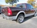 2012 Deep Molten Red Pearl Dodge Ram 1500 Laramie Crew Cab  photo #3
