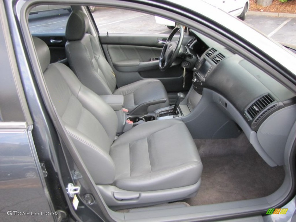 2003 honda accord ex l sedan interior photo 56492418. Black Bedroom Furniture Sets. Home Design Ideas