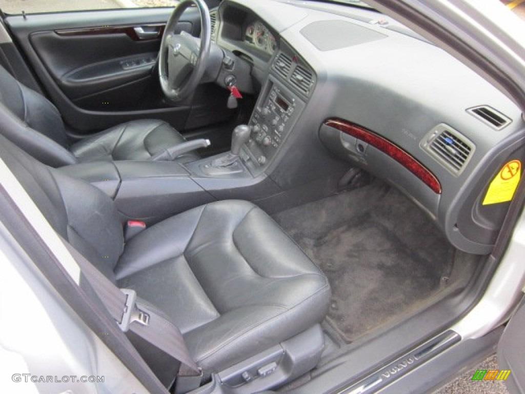 Graphite Interior 2003 Volvo S60 2 5t Awd Photo 56497068