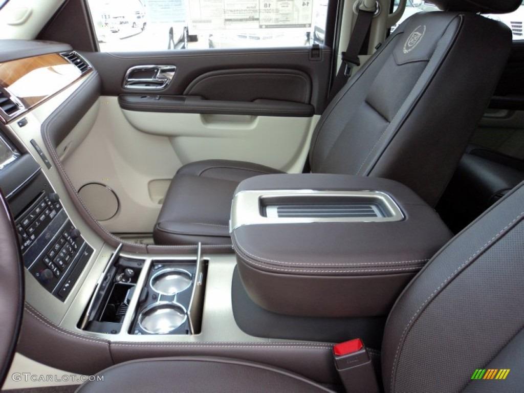 2012 Cadillac Escalade Platinum Interior Photo 56497167