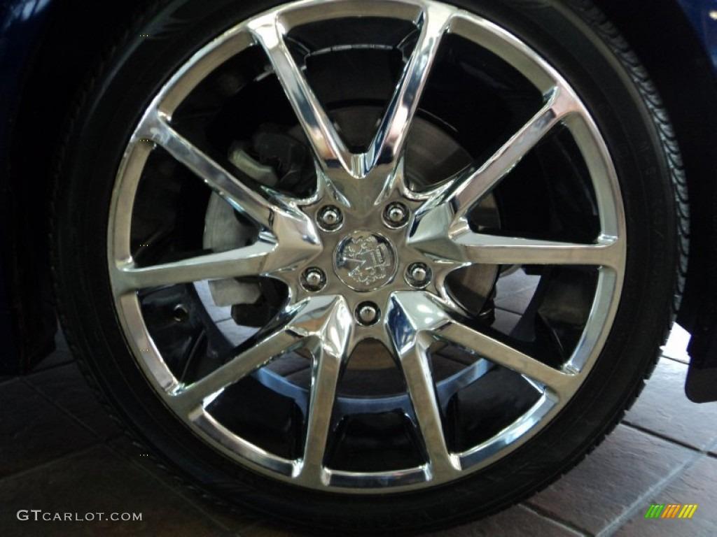 2012 cadillac cts 3 0 sedan custom wheels photo 56497926