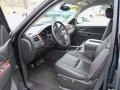 Ebony Interior Photo for 2011 Chevrolet Silverado 1500 #56500632