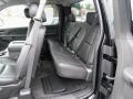 2011 Black Chevrolet Silverado 1500 LTZ Extended Cab 4x4  photo #15