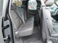 Ebony Interior Photo for 2011 Chevrolet Silverado 1500 #56500677