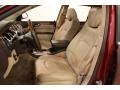 2009 Red Jewel Tintcoat Buick Enclave CXL AWD  photo #9