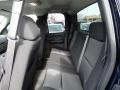2012 Imperial Blue Metallic Chevrolet Silverado 1500 LS Extended Cab 4x4  photo #4