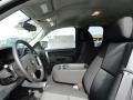 2012 Imperial Blue Metallic Chevrolet Silverado 1500 LS Extended Cab 4x4  photo #5