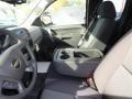 2012 Silver Ice Metallic Chevrolet Silverado 1500 LS Extended Cab 4x4  photo #5
