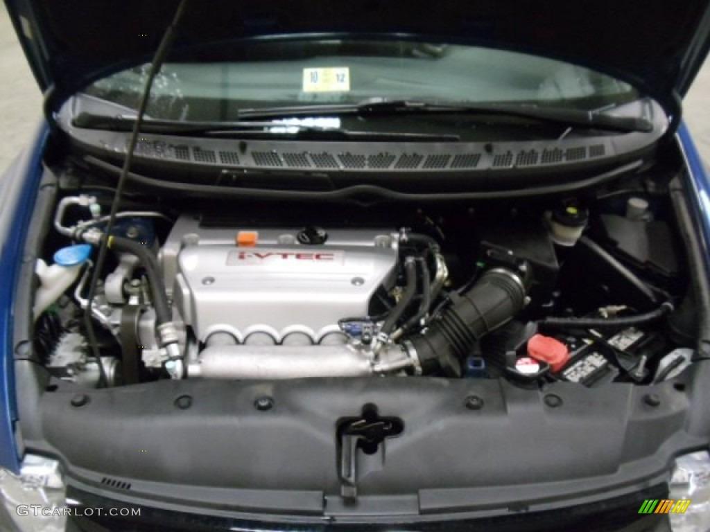 2009 civic si engine