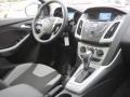 2012 Sonic Blue Metallic Ford Focus SE Sport Sedan  photo #5