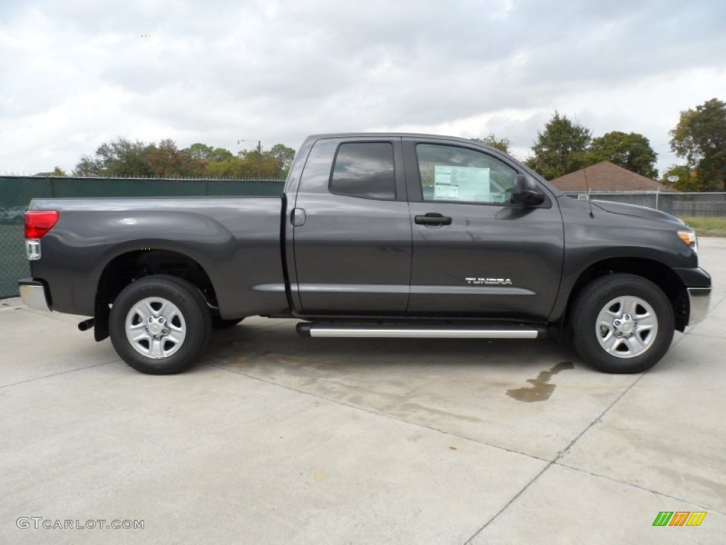 magnetic gray metallic 2012 toyota tundra double cab 4x4 exterior photo 56521954. Black Bedroom Furniture Sets. Home Design Ideas