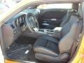 Dark Slate Gray Interior Photo for 2012 Dodge Challenger #56536543
