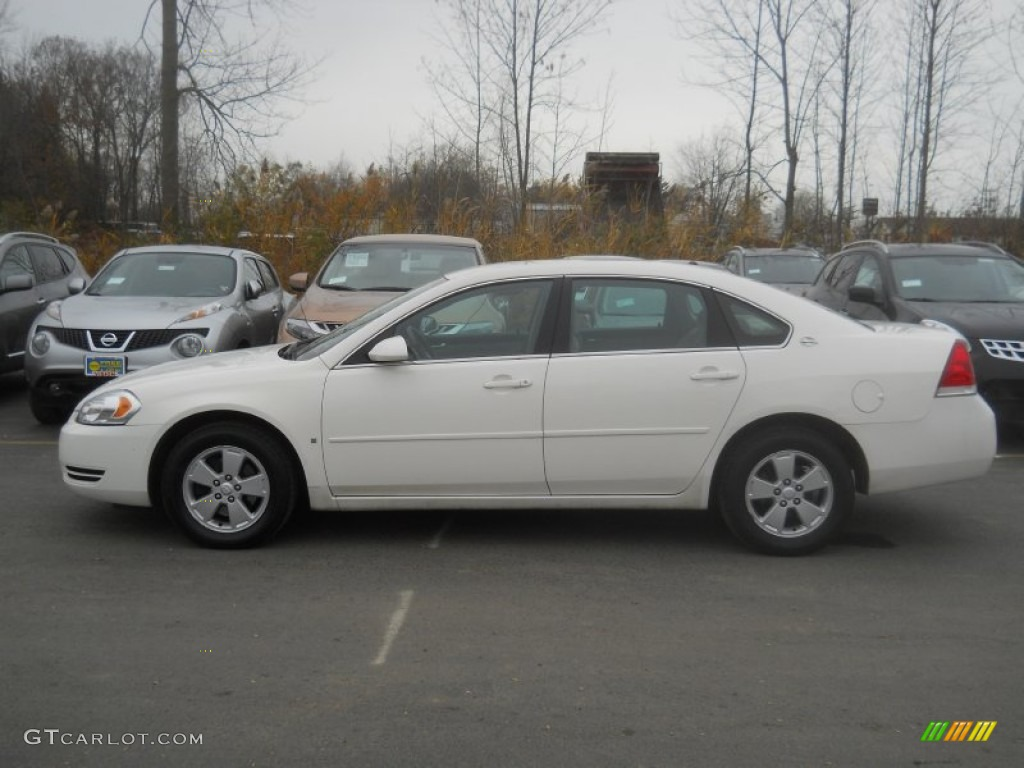 White 2007 Chevrolet Impala Lt Exterior Photo 56538742