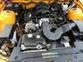 2007 Grabber Orange Ford Mustang V6 Deluxe Convertible  photo #23