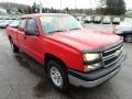Victory Red - Silverado 1500 Work Truck Extended Cab 4x4 Photo No. 6
