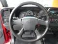 Dark Charcoal Steering Wheel Photo for 2006 Chevrolet Silverado 1500 #56554868