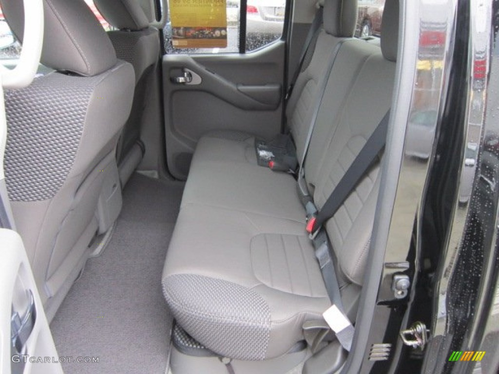 2012 nissan frontier sv crew cab 4x4 interior photo. Black Bedroom Furniture Sets. Home Design Ideas