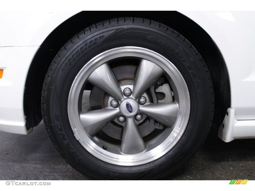 2006 Ford Mustang GT Premium Coupe Wheel Photo #56557369