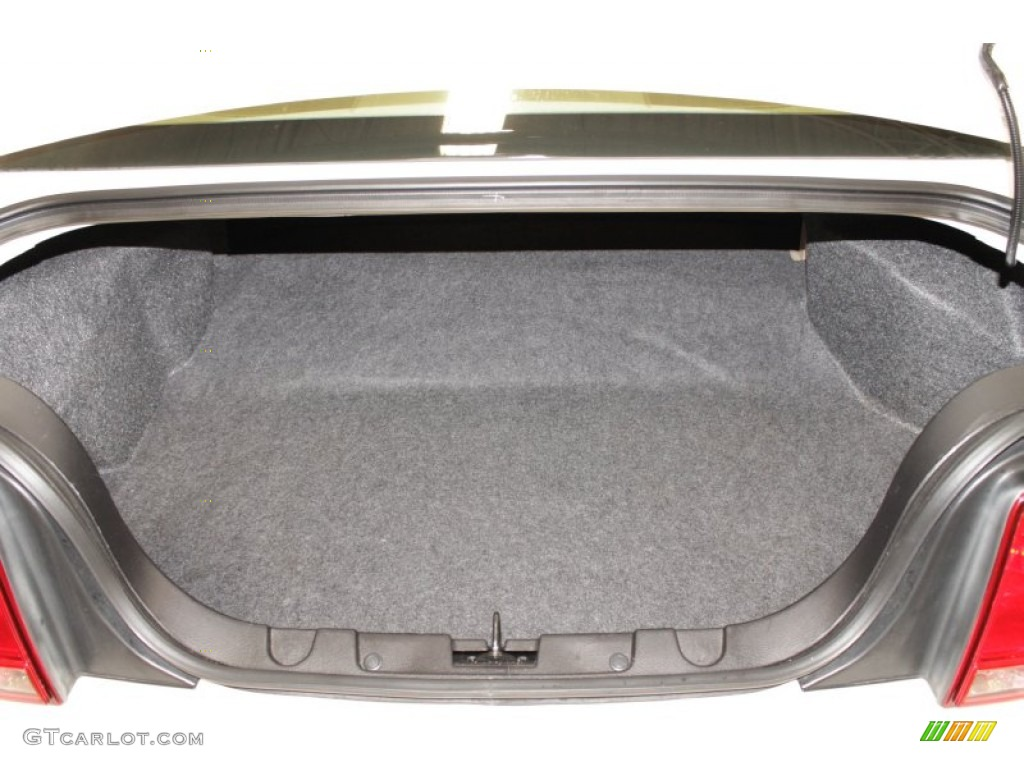 2006 Ford Mustang GT Premium Coupe Trunk Photo #56557438