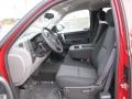 2012 Victory Red Chevrolet Silverado 1500 LS Extended Cab  photo #10