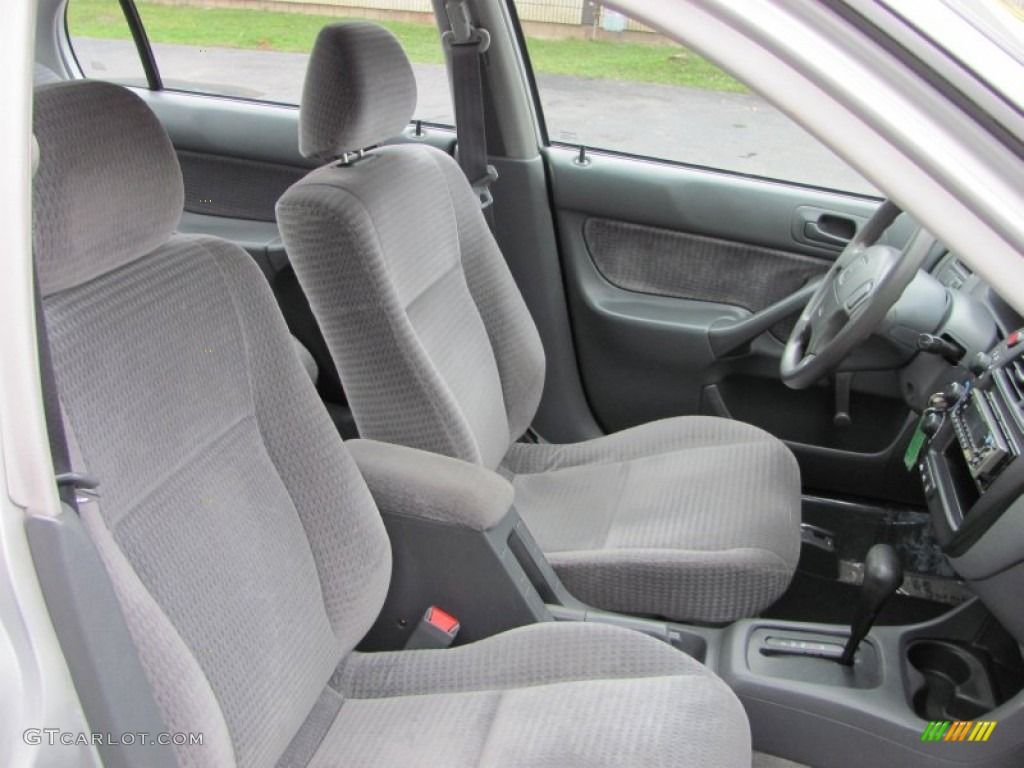 1999 Honda Civic Vp Sedan Interior Color Photos Gtcarlot Com