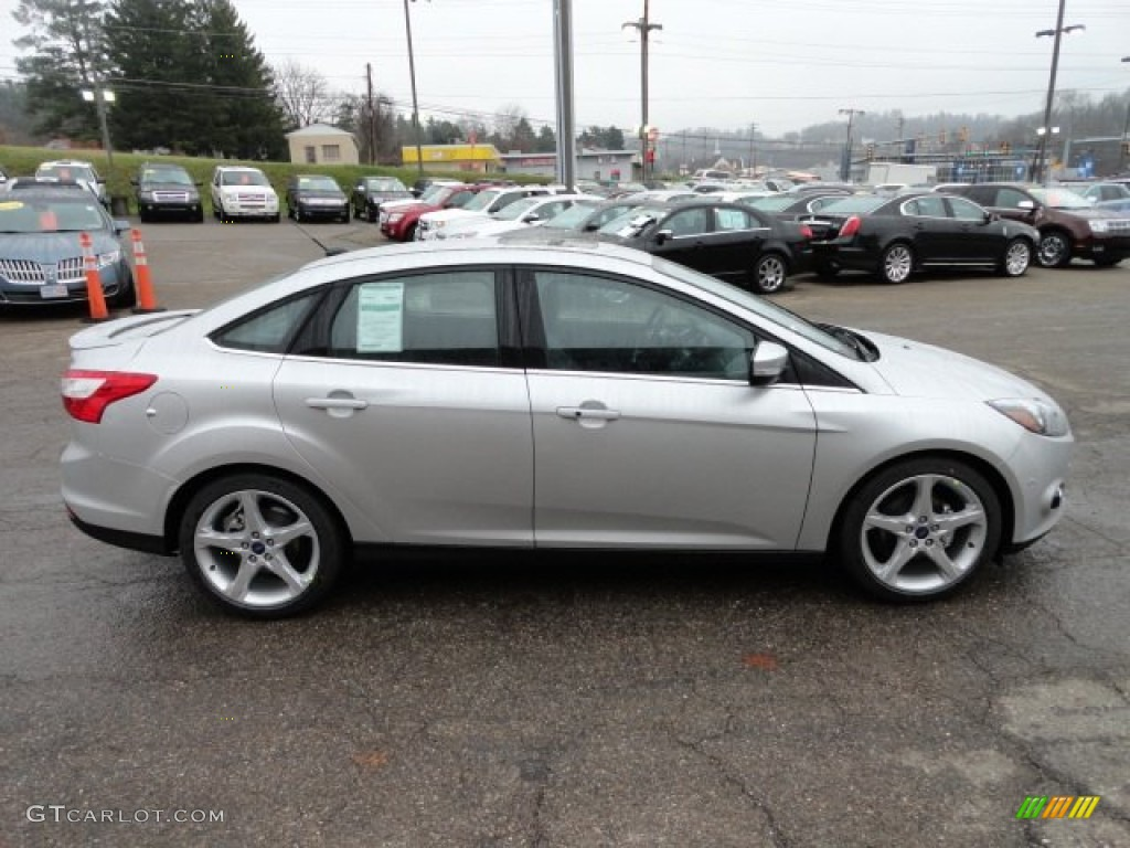2014 Ford Focus Warranty >> Ingot Silver Metallic 2012 Ford Focus Titanium Sedan Exterior Photo #56589948 | GTCarLot.com