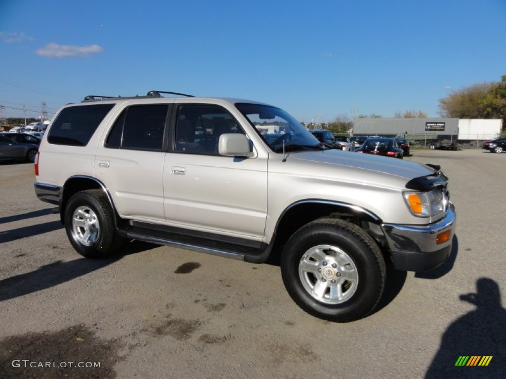 1997 toyota 4runner sr5 4x4 exterior photos. Black Bedroom Furniture Sets. Home Design Ideas