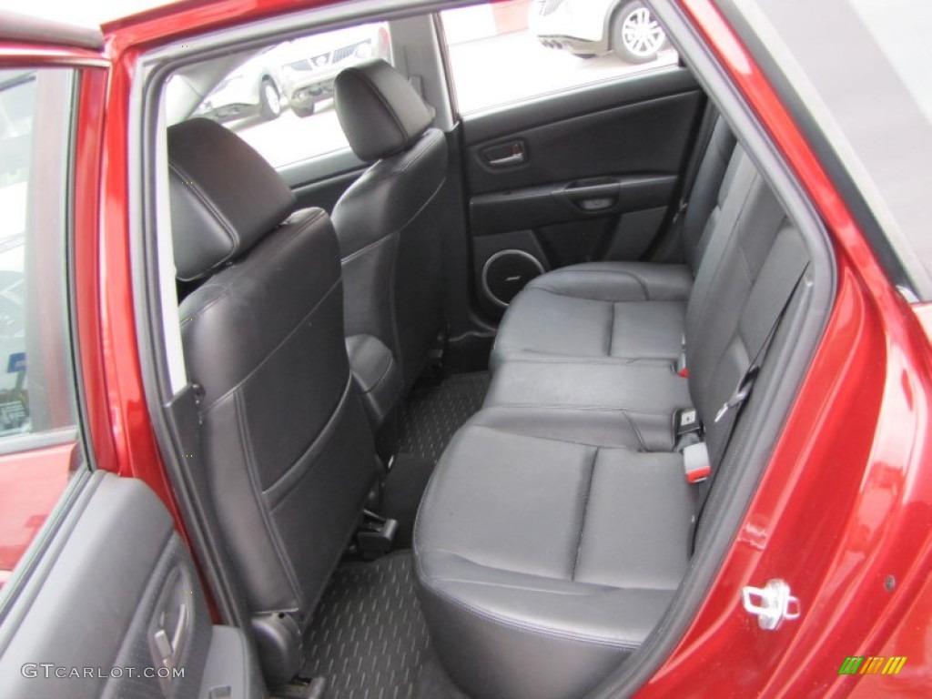 2006 Mazda Mazda3 S Grand Touring Hatchback Interior Color
