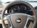 2012 Black Chevrolet Silverado 1500 LTZ Crew Cab 4x4  photo #12