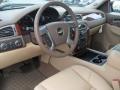 2012 Black Chevrolet Silverado 1500 LTZ Crew Cab 4x4  photo #25