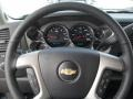 2012 Blue Granite Metallic Chevrolet Silverado 1500 LT Crew Cab  photo #11