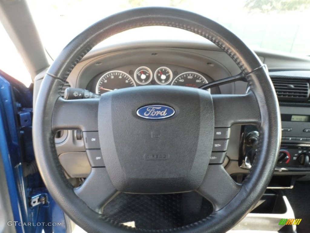 2007 ford ranger stx regular cab steering wheel photos. Black Bedroom Furniture Sets. Home Design Ideas