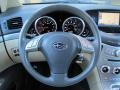 Desert Beige Steering Wheel Photo for 2008 Subaru Tribeca #56605782