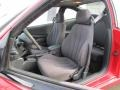 2002 Sunfire SE Coupe Graphite Interior