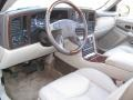 2003 Cadillac Escalade Shale Interior Prime Interior Photo
