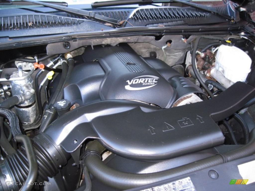 2003 Cadillac Escalade Esv Awd 6 0 Liter Ohv 16