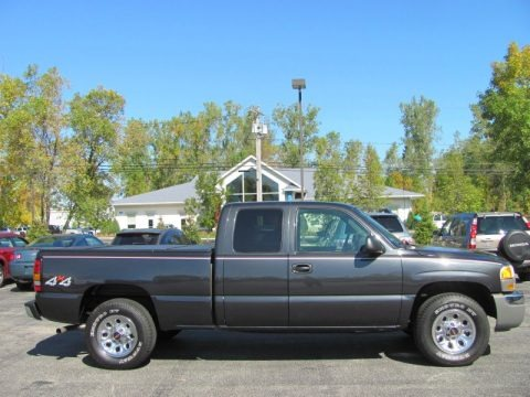 2005 gmc sierra 1500 extended cab 4x4 data info and specs. Black Bedroom Furniture Sets. Home Design Ideas