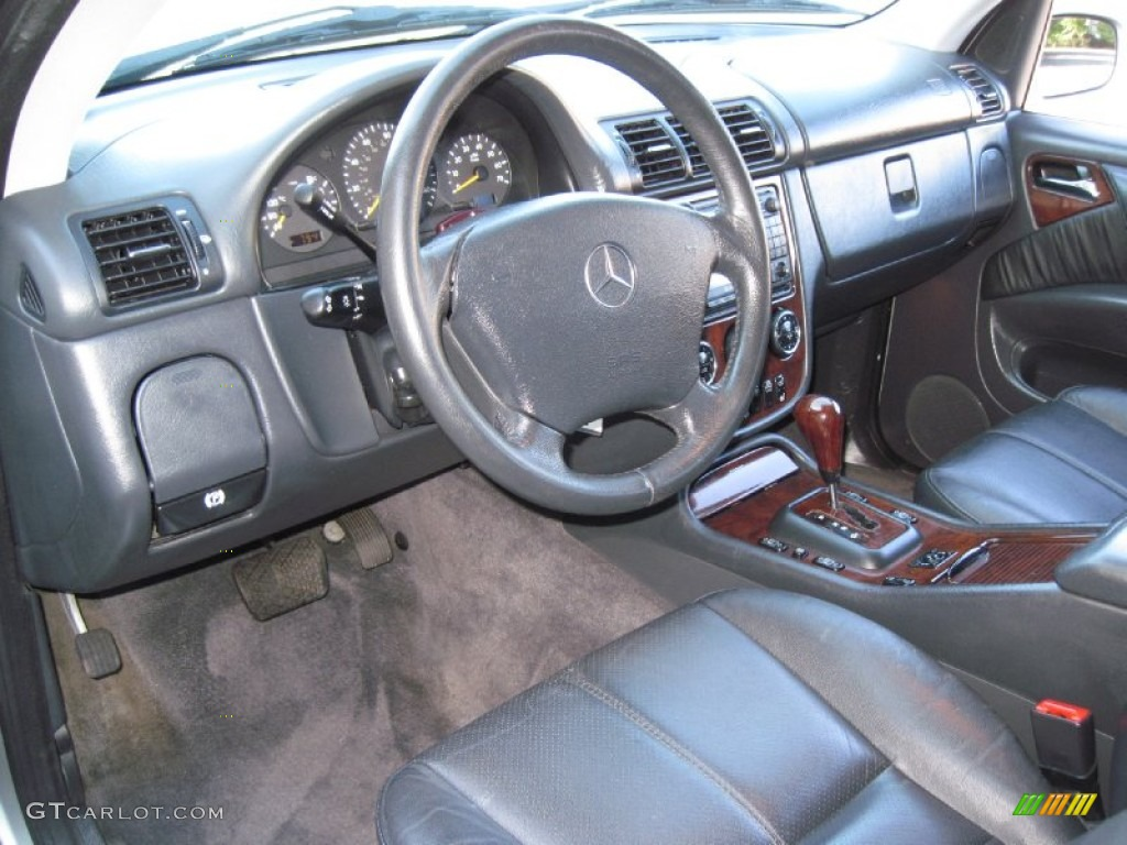 2003 Mercedes Benz Ml 500 4matic Interior Photo 56640606