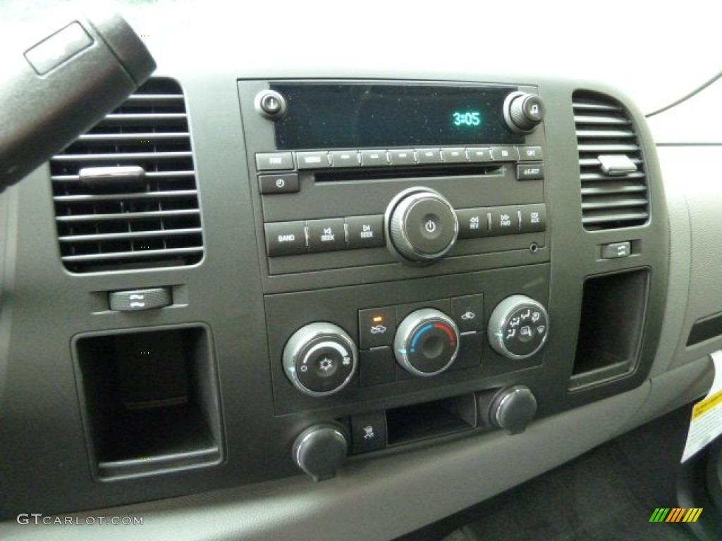 2011 Silverado 1500 LS Extended Cab 4x4 - Imperial Blue Metallic / Dark Titanium photo #18