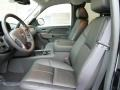 Ebony Interior Photo for 2011 Chevrolet Silverado 1500 #56642475