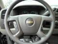 2011 Black Chevrolet Silverado 1500 LS Extended Cab 4x4  photo #17