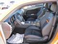 Dark Slate Gray Interior Photo for 2012 Dodge Challenger #56654997