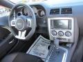 Dark Slate Gray Dashboard Photo for 2012 Dodge Challenger #56655048