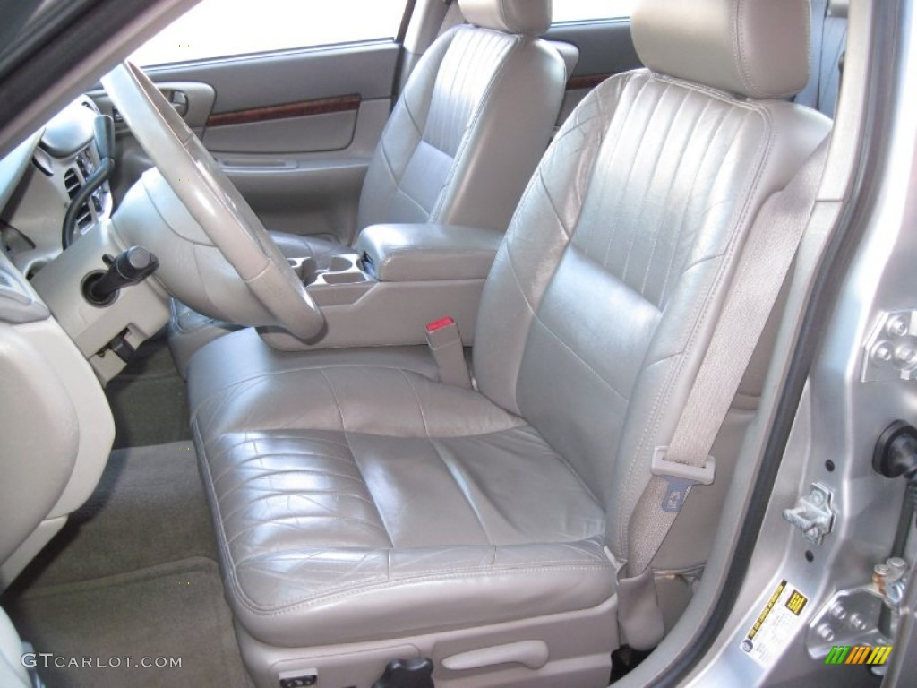 2005 Chevrolet Impala Ls Interior Photo 56656854