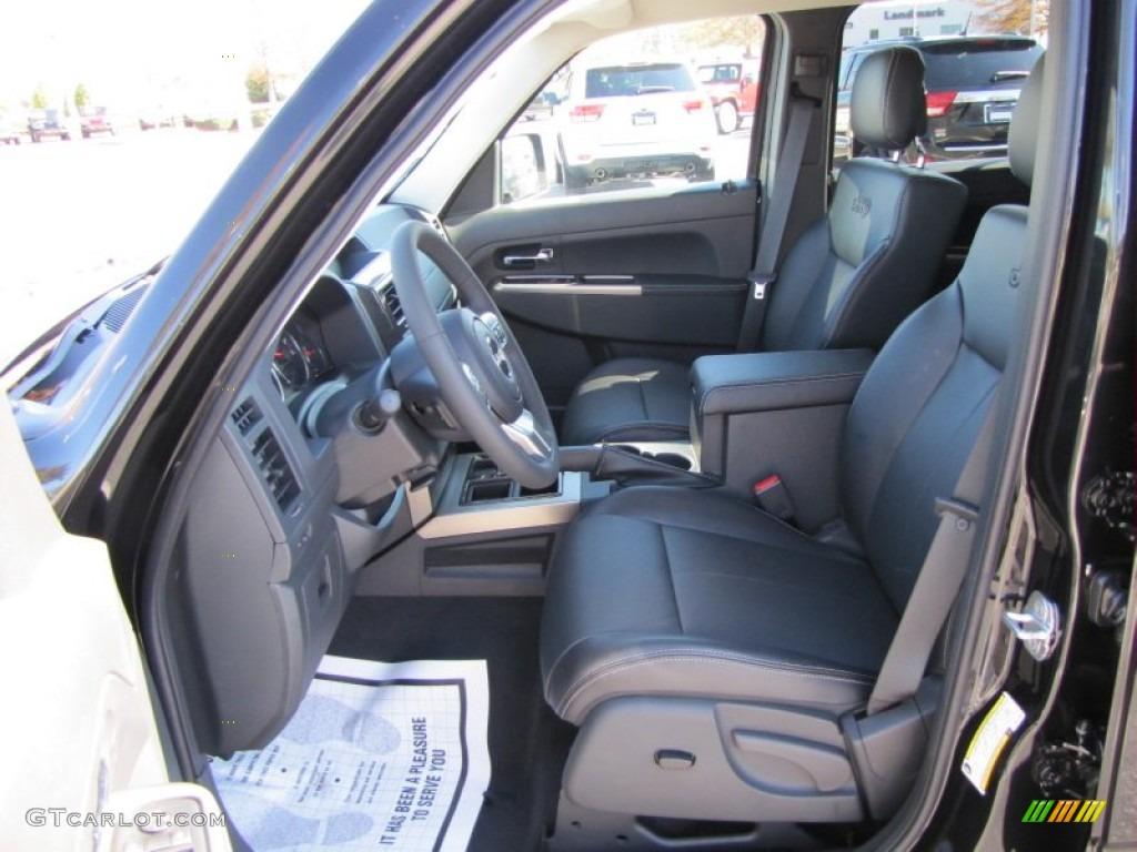 2012 jeep liberty jet interior photo 56656860. Black Bedroom Furniture Sets. Home Design Ideas