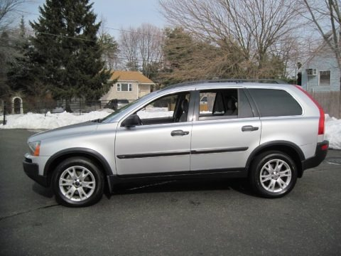 2004 volvo xc90 2 5t data info and specs. Black Bedroom Furniture Sets. Home Design Ideas