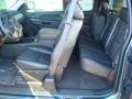 2012 Blue Granite Metallic Chevrolet Silverado 1500 LTZ Extended Cab 4x4  photo #3